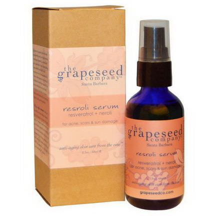 The Grapeseed Company Santa Barbara, Resroli Serum 68ml