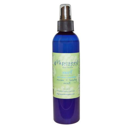 The Grapeseed Company Santa Barbara, Room Body Mist, Surf 260ml