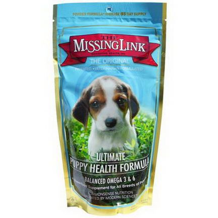 The Missing Link, Designing Health, Inc, Ultimate Puppy Health Formula 227g
