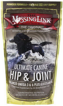 The Missing Link, Ultimate Canine Hip&Joint, Adult Dogs 454g