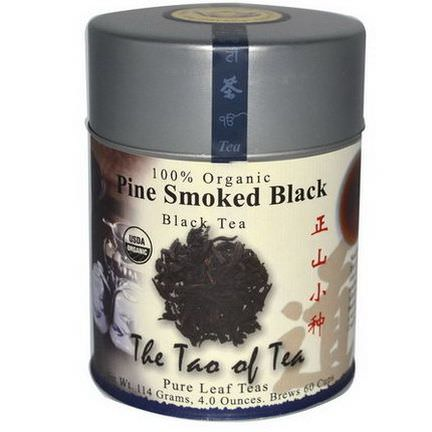 The Tao of Tea, 100% Organic, Pine Smoked Black Tea 114g
