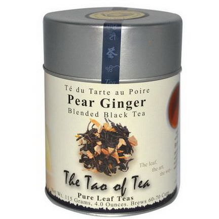 The Tao of Tea, Blended Black Tea, Pear Ginger 115g