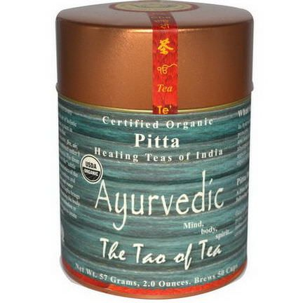 The Tao of Tea, Certified Organic Pitta Ayurvedic Tea 57g