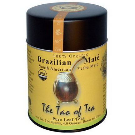 The Tao of Tea, Organic Brazilian Mate 114g
