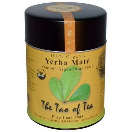The Tao of Tea, Organic Yerba Mate Tea 114g