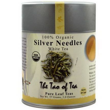 The Tao of Tea, Silver Needles, White Tea 57g