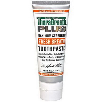 TheraBreath, Fresh Breath Toothpaste 113.5g
