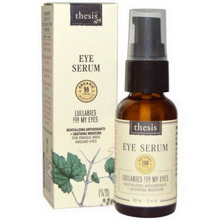 Thesis, Eye Serum, Lullabies for My Eyes 30ml