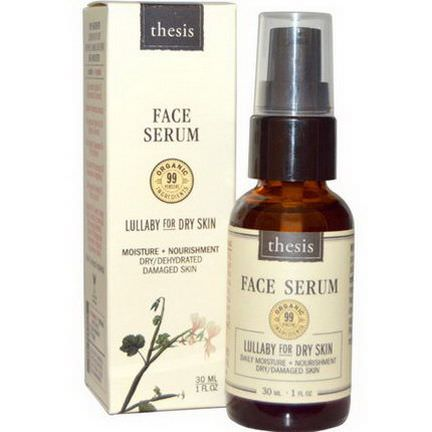 Thesis, Face Serum, Lullaby for Dry Skin 30ml