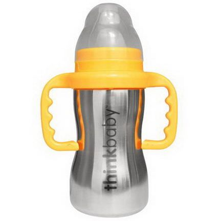 Think, Thinkbaby, Sippy of Steel, Sippy Bottle, 1 Cup, 9 oz