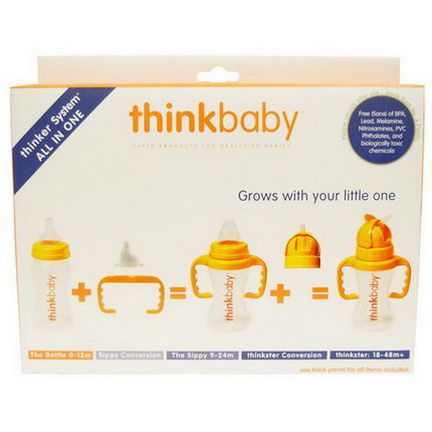 Think, Thinkbaby, Thinker System, All In One, 1 Set
