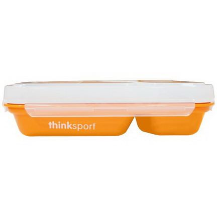 Think, Thinksport, GO2 Container, Orange, 1 Container