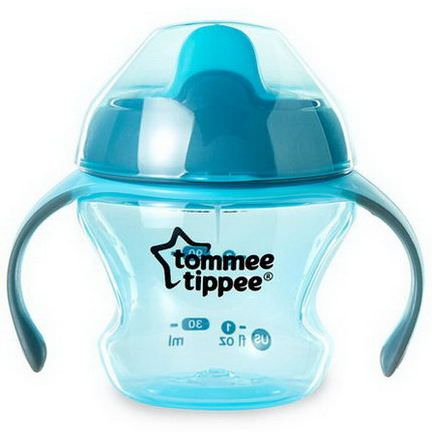 Tommee Tippee, Closer to Nature, First Sips Transition Cup, 4m+, 1 Cup 150ml
