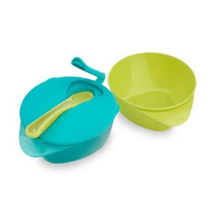 Tommee Tippee, Explora, Easy Scoop Feeding Bowls, 2 Bowls 325ml Each