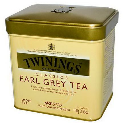 Twinings, Earl Grey Loose Tea 100g