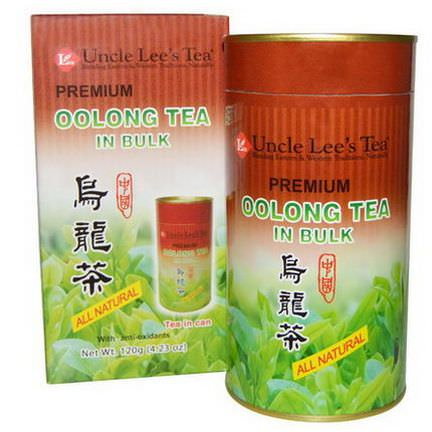 Uncle Lee's Tea, Premium Oolong Tea in Bulk 120g