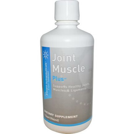 Vibrant Nutraceuticals, Joint Muscle Plus 946ml