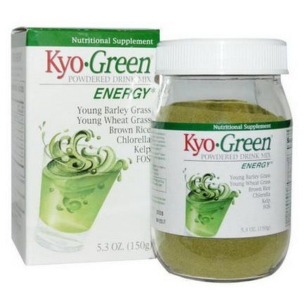 Wakunaga - Kyolic, Kyo-Green Powdered Drink Mix 150g