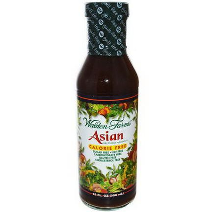 Walden Farms, Asian Dressing&Marinade, Calorie Free 355ml