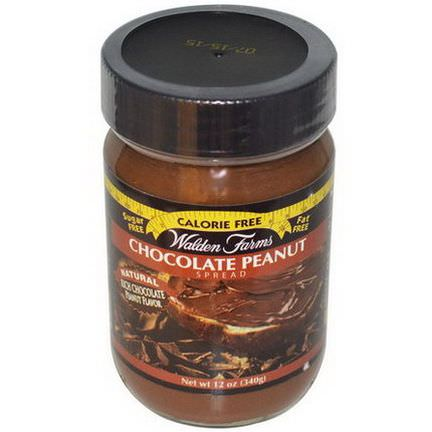 Walden Farms, Chocolate Peanut Spread 340g