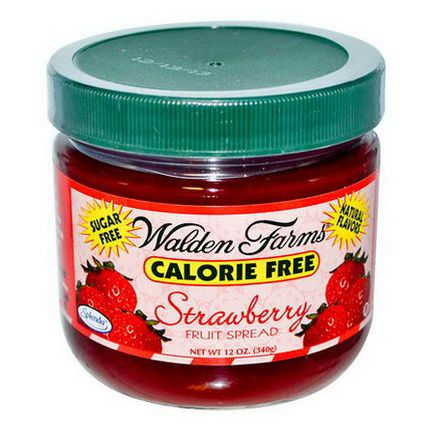Walden Farms, Strawberry Fruit Spread 340g