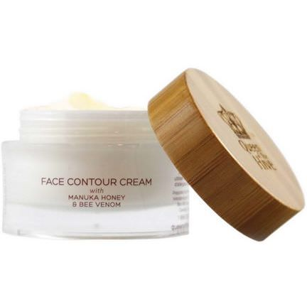 Wedderspoon Organic, Inc. Queen of the Hive, Face Contour Cream 50ml