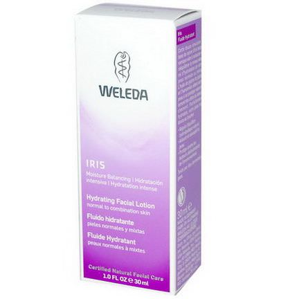 Weleda, Iris, Hydrating Facial Lotion 30ml