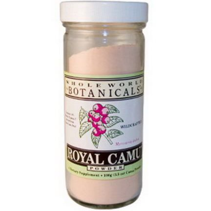 Whole World Botanicals, Royal Camu Powder 100g