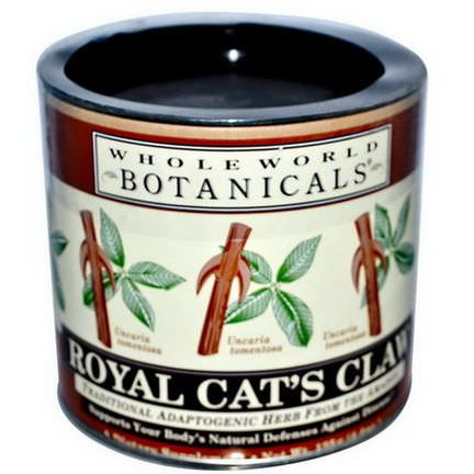 Whole World Botanicals, Royal Cat's Claw 125g