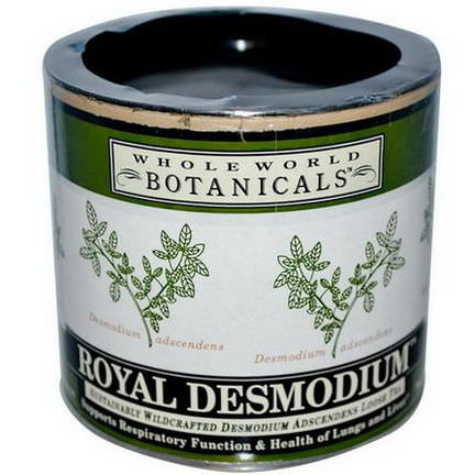 Whole World Botanicals, Royal Desmodium 125g