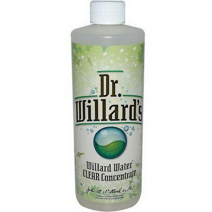 Willard, Willard Water Clear Concentrate 0.473 l