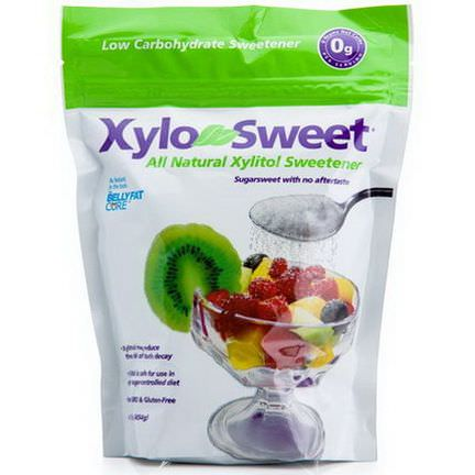 Xlear Inc Xclear, XyloSweet, All Natural Xylitol Sweetener 454g