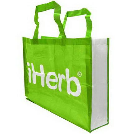 iHerb Goods, iHerb Grocery Tote Bag, Extra Large