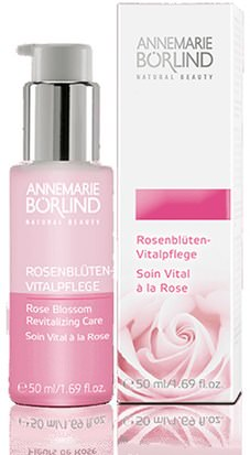 Belleza, Tónicos Faciales, Cuidado Facial, Piel AnneMarie Borlind, Natural Beauty, Revitalizing Care, Rose Blossom, 1.69 fl oz (50 ml)