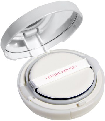 Etude House, Precious Mineral Any Cushion, Light Beige, 0.52 oz (15 g) Baño, Belleza, Maquillaje, Maquillaje Fluido