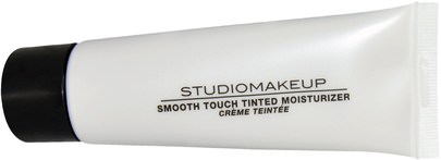 Studio Makeup, Smooth Touch Tinted Moisturizer, Smooth Honey, 1.35 oz (40 ml) Baño, Belleza, Maquillaje, Maquillaje Fluido