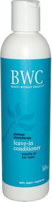 Baño, Belleza, Cabello, Cuero Cabelludo, Champú, Acondicionador Beauty Without Cruelty, Leave-in Conditioner, 8.5 fl oz (250 ml)