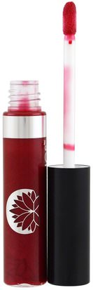 Baño, Belleza, Cuidado Labial, Brillo Labial, Lápiz De Labios, Brillo, Liner Colorganics Inc., Hemp Organics, Lip Gloss, Joy, 0.32 oz