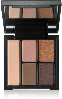 Ojos E.L.F. Cosmetics, Clay Eyeshadow Palette, Saturday Sunsets, 0.26 oz (7.5 g )