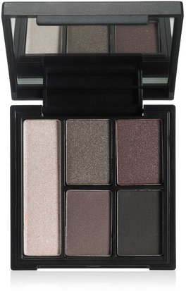 Ojos E.L.F. Cosmetics, Clay Eyeshadow Palette, Smoked to Perfection, 0.26 oz (7.5 g)