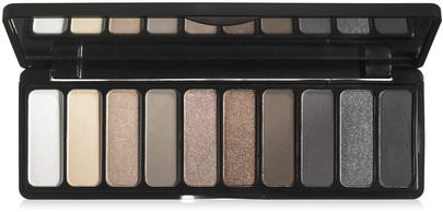 Ojos E.L.F. Cosmetics, Eyeshadow Palette, Everyday Smoky, 0.49 oz (14 g)