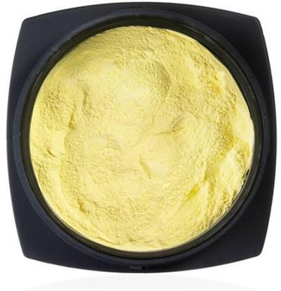 Cara E.L.F. Cosmetics, High Definition Powder, Corrective Yellow, 0.28 oz (8 g)
