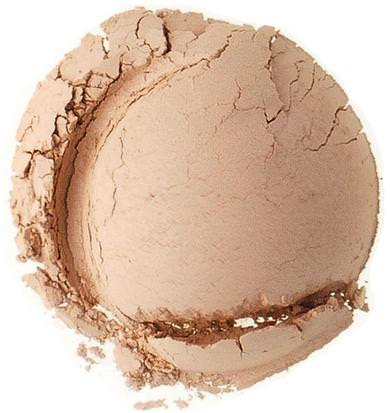 Minerales Cotidianos Base Mate, Baño, Belleza, Polvo Compacto Everyday Minerals, Matte Base, Golden Medium 4W.17 oz (4.8 g)