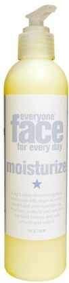 Belleza, Cuidado Facial, Lociones Cremas, Sueros Everyone, Face for Every Day, Moisturize, 8 fl oz (237 ml)