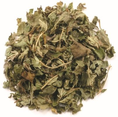 Comida, Té De Hierbas, Toronjil Melissa Frontier Natural Products, Organic Cut & Sifted Lemon Balm Leaf, 16 oz (453 g)