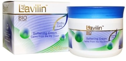 Baño, Belleza, Pie Cremas Lavilin, Softening Cream, 100 ml