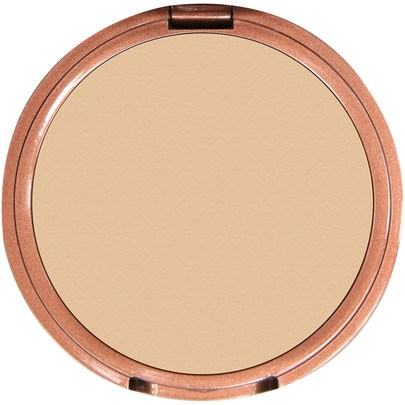 Baño, Belleza, Maquillaje, Polvo Compacto Mineral Fusion, Pressed Powder Foundation, Light to Full Coverage, Warm 2, 0.32 oz (9 g)