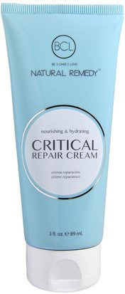 Baño, Belleza, Cremas Para Las Manos Pie Petal Fresh, Natural Remedy, Critical Repair Cream, 3 fl oz (89 ml)