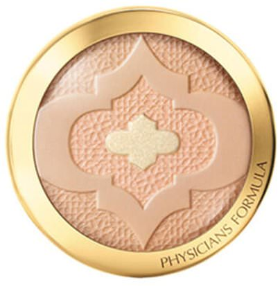 Baño, Belleza, Maquillaje, Polvo Compacto Physicians Formula, Inc., Argan Wear Ultra-Nourishing Argan Oil Powder, Translucent.32 oz (9 g)