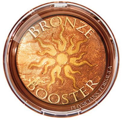 Baño, Belleza, Maquillaje, Polvo Shimmer / Bronzer Physicians Formula, Inc., Bronze Booster, Glow-Boosting Baked Bronzer, Light to Medium, 0.24 oz (7 g)